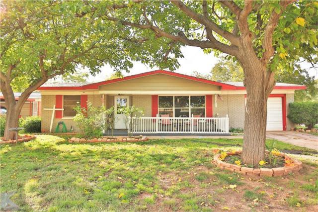 1772 N Willis Street, Abilene, TX 79603 (MLS #13964755) :: RE/MAX Pinnacle Group REALTORS