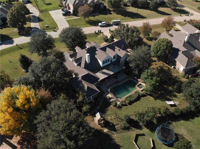 6001 Rathbone Drive, Parker, TX 75002 (MLS #13965437) :: RE/MAX Town & Country