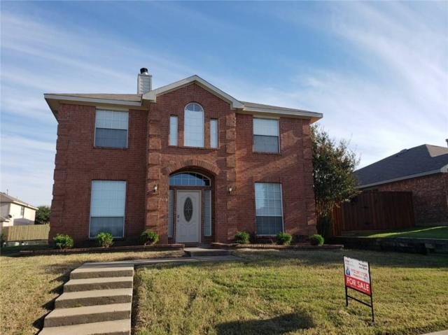 2416 Redfield Drive, Mesquite, TX 75181 (MLS #13965594) :: RE/MAX Town & Country