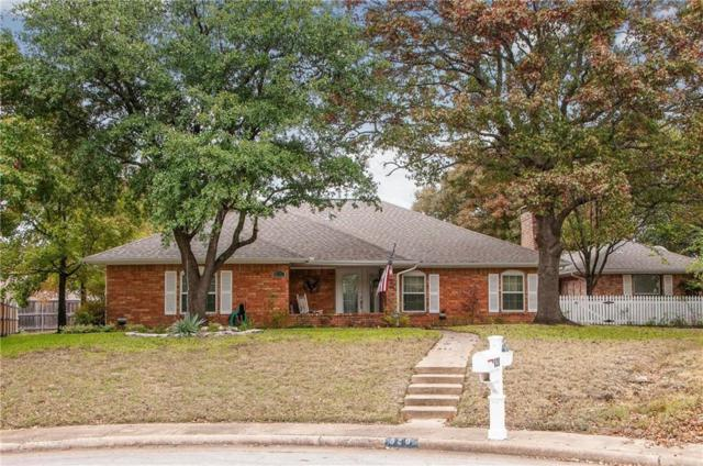 820 Monique, Cedar Hill, TX 75104 (MLS #13966287) :: Century 21 Judge Fite Company