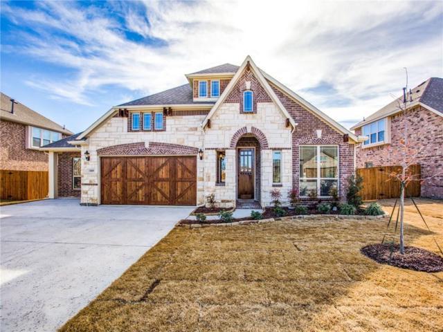 5009 Marble Falls Drive, Denton, TX 76226 (MLS #13966587) :: Real Estate By Design