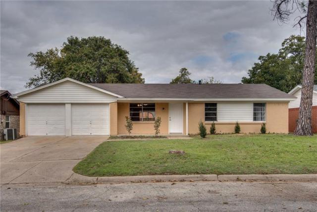 5909 Emerson Drive, Watauga, TX 76148 (MLS #13967096) :: Magnolia Realty