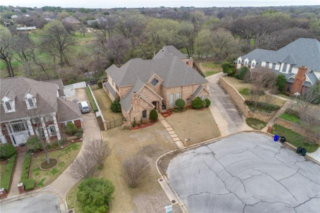 4107 Trail Bend Court, Colleyville, TX 76034 (MLS #13967259) :: The Tierny Jordan Network