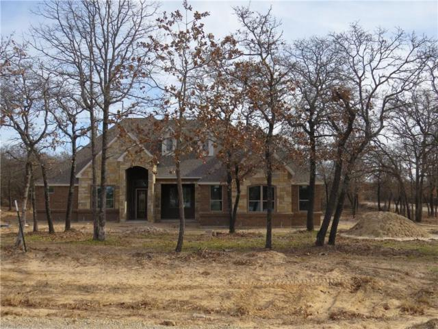 360 Timbers Circle, Poolville, TX 76487 (MLS #13967354) :: The Heyl Group at Keller Williams
