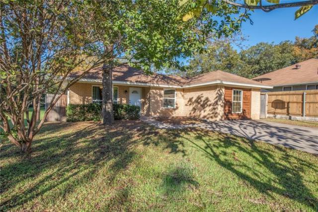 1007 Hanover Street, Weatherford, TX 76086 (MLS #13967374) :: The Heyl Group at Keller Williams