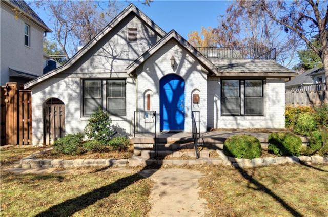 5512 El Campo Avenue, Fort Worth, TX 76107 (MLS #13967610) :: The Real Estate Station