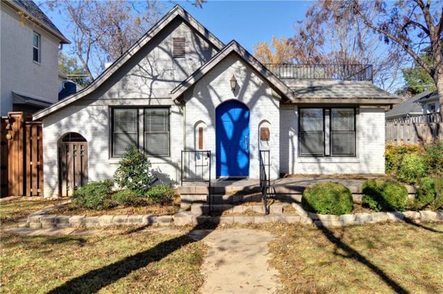 5512 El Campo Avenue, Fort Worth, TX 76107 (MLS #13967610) :: Team Tiller