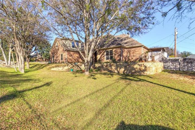 6203 Carrizo Drive, Granbury, TX 76049 (MLS #13967672) :: Kimberly Davis & Associates