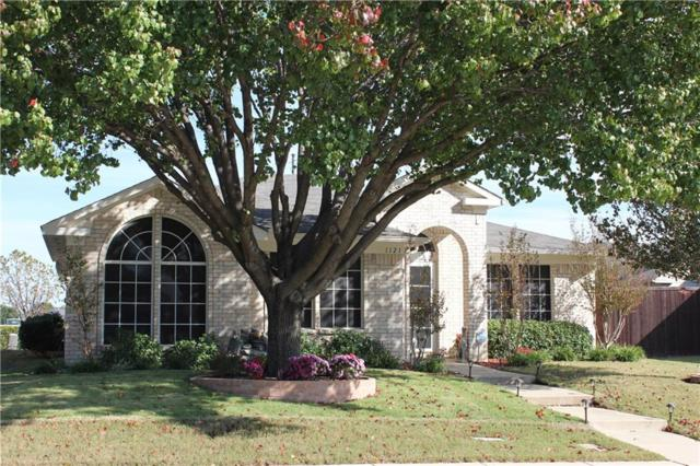 1121 Raleigh Drive, Lewisville, TX 75077 (MLS #13968203) :: RE/MAX Town & Country