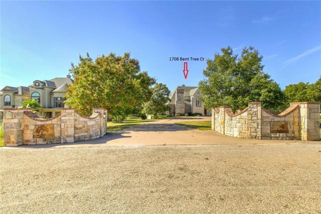 1708 Bent Tree Court, Granbury, TX 76049 (MLS #13968222) :: The Heyl Group at Keller Williams
