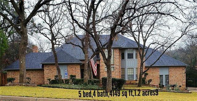 6424 Saddle Ridge Road, Arlington, TX 76016 (MLS #13968349) :: The Holman Group