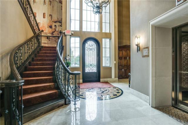 8616 Turtle Creek Boulevard #206, Dallas, TX 75225 (MLS #13968360) :: Robbins Real Estate Group