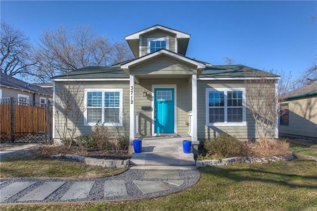 3712 El Campo Avenue, Fort Worth, TX 76107 (MLS #13968432) :: The Mitchell Group