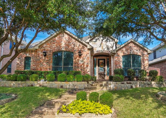 1908 Marshall Drive, Allen, TX 75013 (MLS #13968910) :: RE/MAX Town & Country