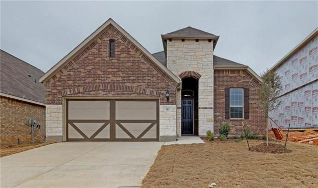 513 Windy Knoll Road, Fort Worth, TX 76028 (MLS #13969124) :: Kimberly Davis & Associates