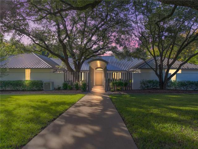 3701 Encanto Drive, Fort Worth, TX 76109 (MLS #13969184) :: RE/MAX Town & Country
