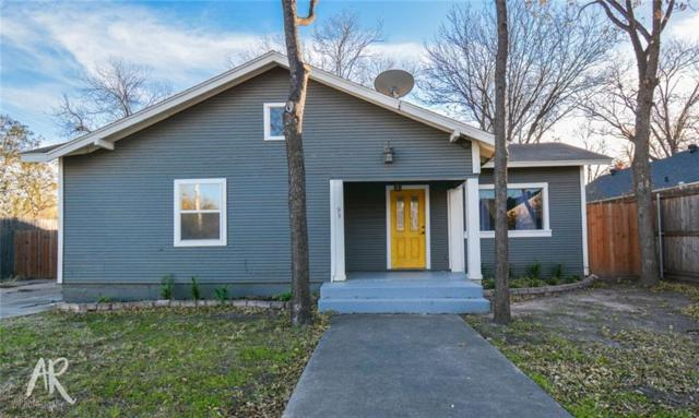 1933 College Street, Abilene, TX 79602 (MLS #13969391) :: The Mitchell Group