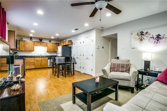2722 Knight Street 124A, Dallas, TX 75219 (MLS #13969617) :: The Heyl Group at Keller Williams