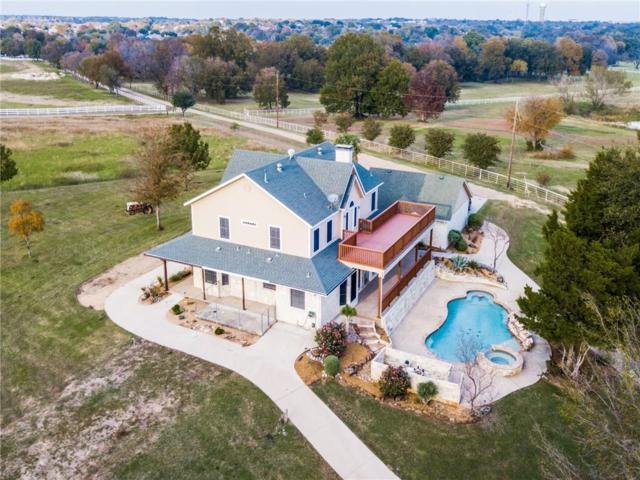 806 Locust Drive, Oak Leaf, TX 75154 (MLS #13969670) :: RE/MAX Town & Country