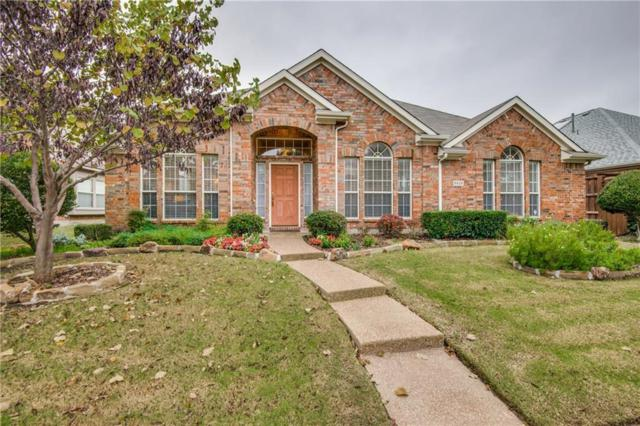 5525 Mountain Valley Drive, The Colony, TX 75056 (MLS #13969726) :: Kimberly Davis & Associates