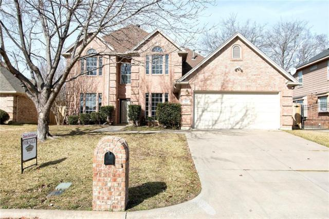 1631 Churchill Lane, Mansfield, TX 76063 (MLS #13969764) :: The Tierny Jordan Network