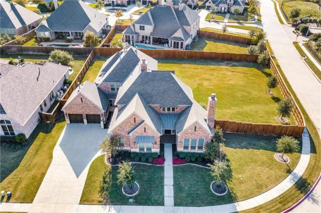 3104 Callander, The Colony, TX 75056 (MLS #13969820) :: The Real Estate Station