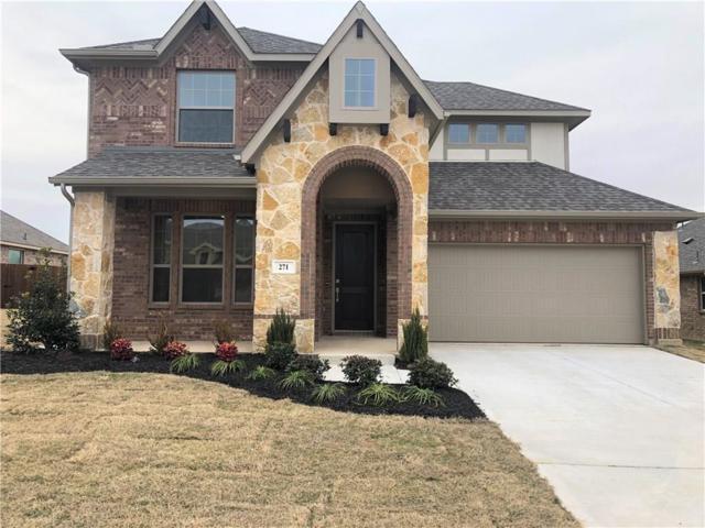 271 Mira Vista Lane, Oak Point, TX 75068 (MLS #13970062) :: Kimberly Davis & Associates