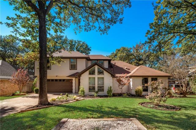 1025 Woodbriar Drive, Grapevine, TX 76051 (MLS #13970241) :: Baldree Home Team