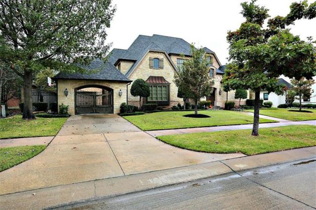 6912 Reverchon Court, Colleyville, TX 76034 (MLS #13970860) :: RE/MAX Town & Country