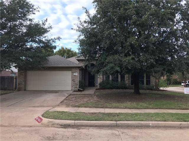 5461 Glen Canyon Road, Fort Worth, TX 76137 (MLS #13970869) :: The Chad Smith Team