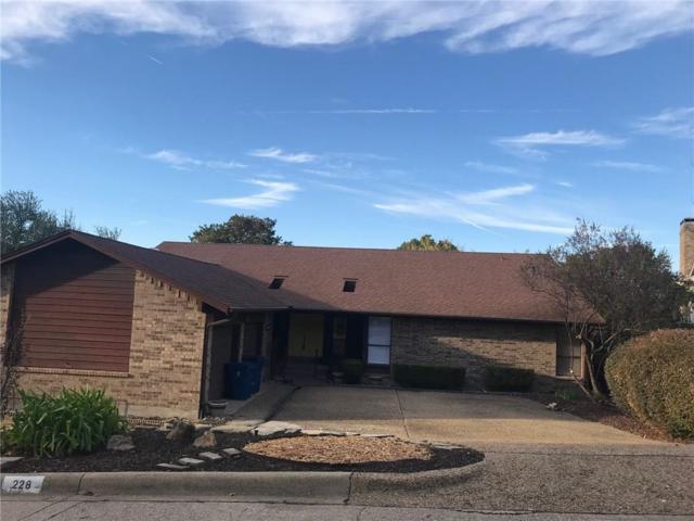 228 Sovereign Court, Rockwall, TX 75032 (MLS #13970950) :: Vibrant Real Estate