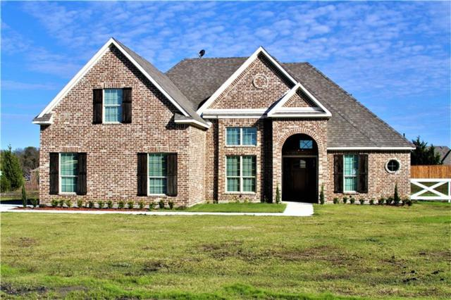 1080 S Southgate Court, Farmersville, TX 75442 (MLS #13971002) :: RE/MAX Town & Country