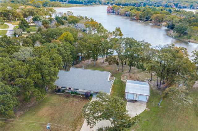 406 Westshore Drive, Wills Point, TX 75169 (MLS #13971257) :: RE/MAX Town & Country