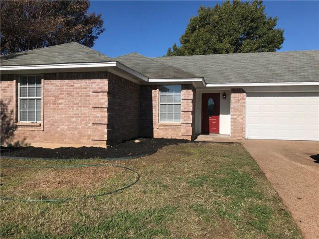 3828 Huntwick Drive, Fort Worth, TX 76123 (MLS #13971455) :: RE/MAX Town & Country
