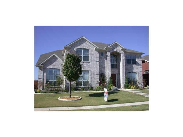 826 Idlewood Drive, Allen, TX 75002 (MLS #13971492) :: The Tierny Jordan Network