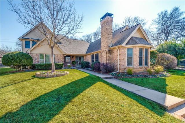 4103 Trail Bend Court, Colleyville, TX 76034 (MLS #13971885) :: RE/MAX Landmark