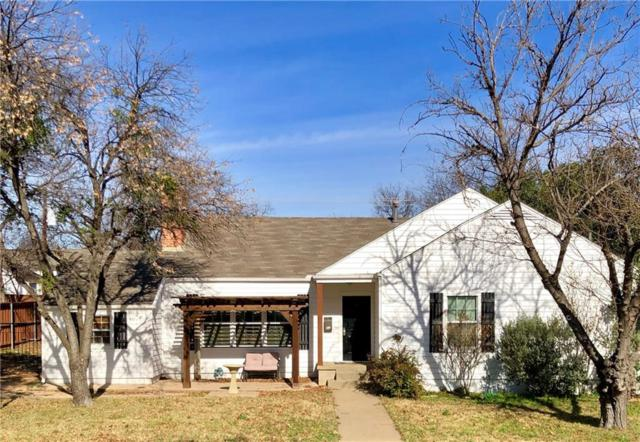 4016 Birchman Avenue Ave, Fort Worth, TX 76107 (MLS #13972401) :: Real Estate By Design