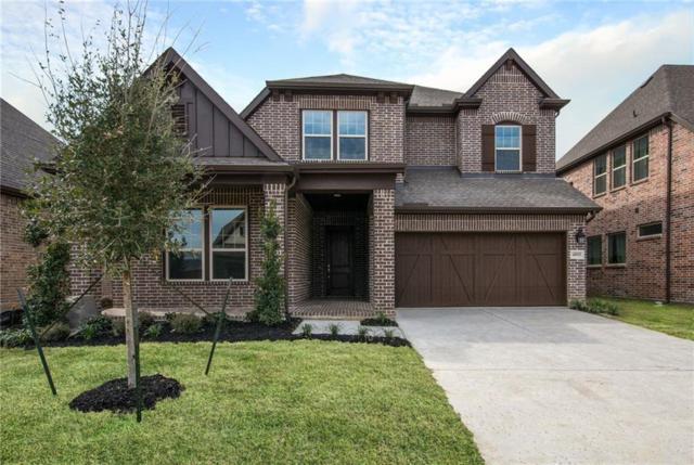 4955 Gleneagle Drive, Flower Mound, TX 75028 (MLS #13972535) :: Real Estate By Design