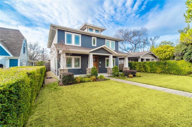 6006 Llano Avenue, Dallas, TX 75206 (MLS #13972593) :: North Texas Team | RE/MAX Lifestyle Property
