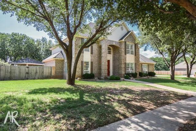 5302 Peppermill Lane, Abilene, TX 79606 (MLS #13972596) :: The Paula Jones Team | RE/MAX of Abilene