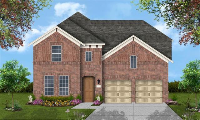 1383 Dulverton Drive, Frisco, TX 75033 (MLS #13972653) :: The Tierny Jordan Network