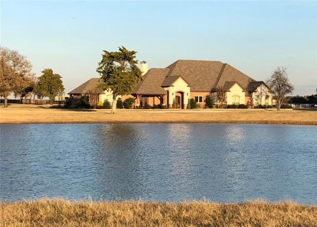 10510 Stiles Road, Pilot Point, TX 76258 (MLS #13973075) :: RE/MAX Town & Country