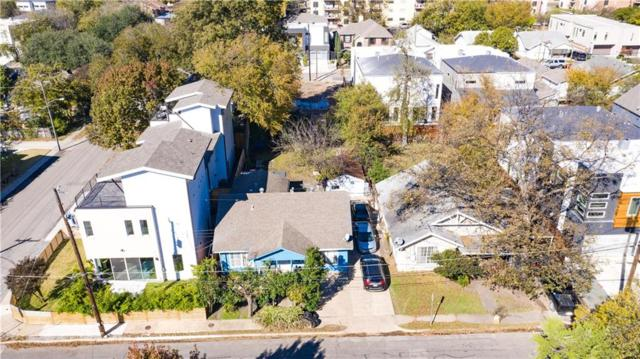 4707 Belmont Avenue, Dallas, TX 75204 (MLS #13973400) :: Acker Properties