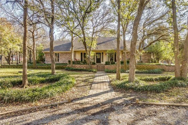 153 Scott Lane, Weatherford, TX 76085 (MLS #13973402) :: The Chad Smith Team