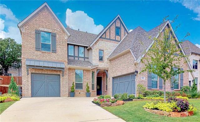 508 Bennington Lane, Keller, TX 76248 (MLS #13973472) :: The Tierny Jordan Network