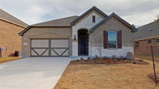 6417 Roaring Creek Drive, Denton, TX 76226 (MLS #13973695) :: Real Estate By Design