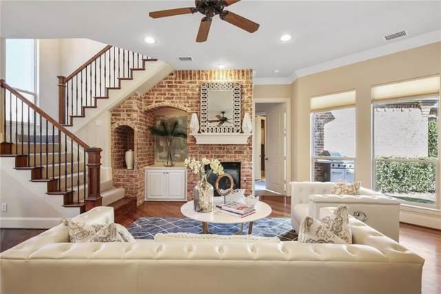 5927 Preston Gate Court, Dallas, TX 75230 (MLS #13974243) :: The Real Estate Station