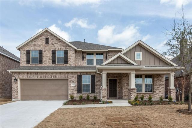 1620 Yellowstone Drive, Forney, TX 75126 (MLS #13974460) :: Robbins Real Estate Group
