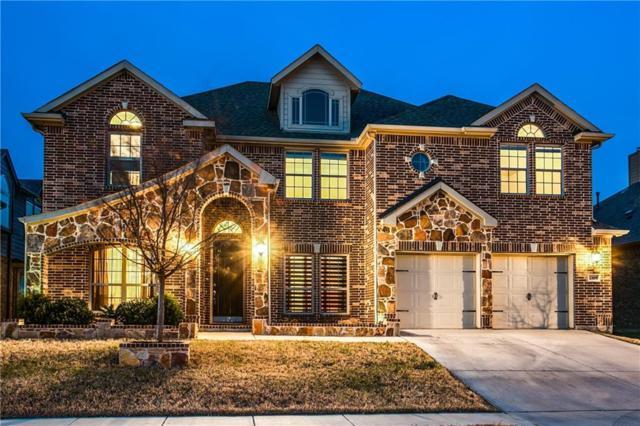 1309 Fiddleneck Street, Fort Worth, TX 76177 (MLS #13974552) :: The Real Estate Station