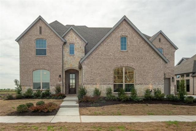 3911 Dewberry Lane, Prosper, TX 75078 (MLS #13974639) :: Kimberly Davis & Associates